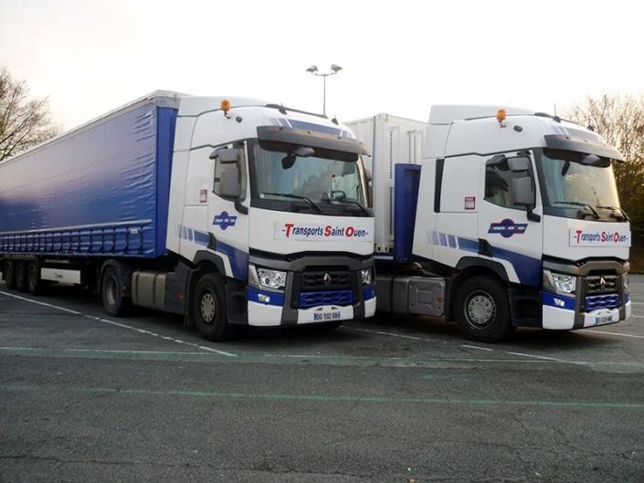 Transporteur de marchandises générales - Régional Normandie et national